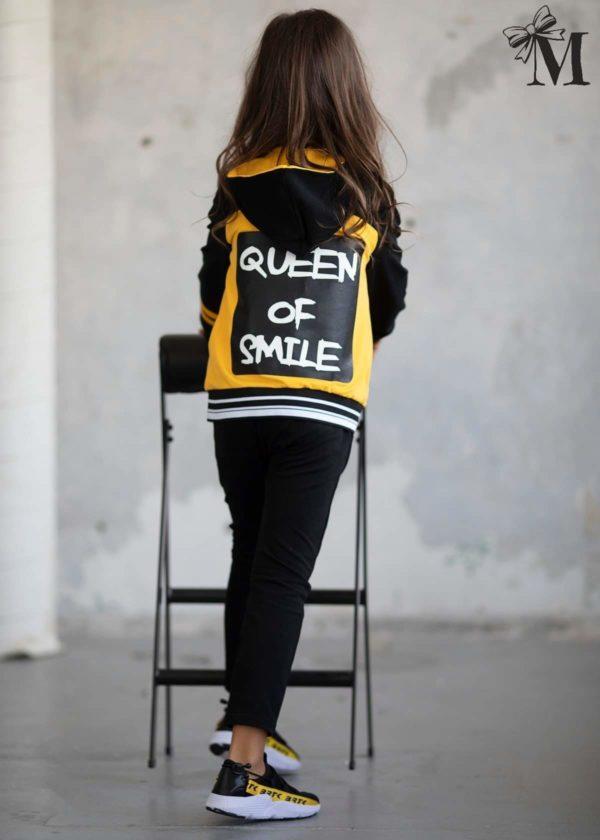 DZIEWCZĘCY DRES SMILE