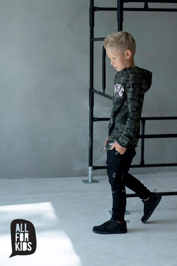 Spodnie od dresu dla chłopca Authentic