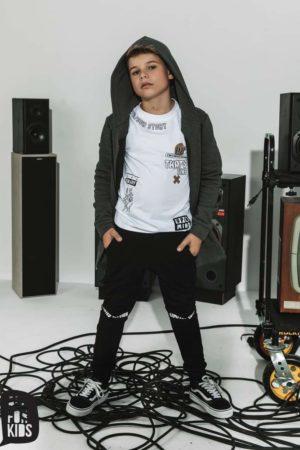 Spodnie dres dla chłopca Enjoy Limited Edition