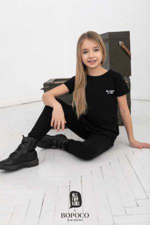 T-shirt dla dziewczynki The Future Mama&Córka