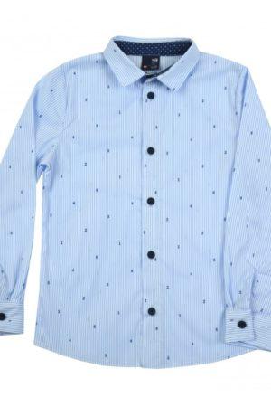 Elegancka koszula dla chłopca w paseczki