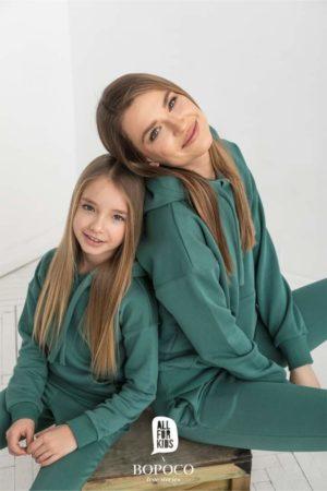Dres dziewczęcy All For Kids z kolekcji Mama&Córka