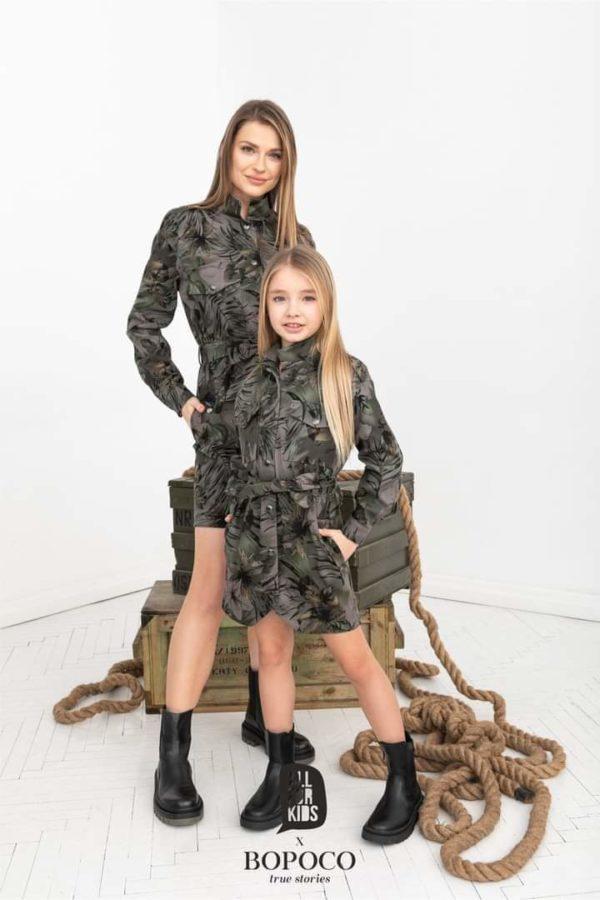 Szmizjerka dla dziewczynki Mama&Córka