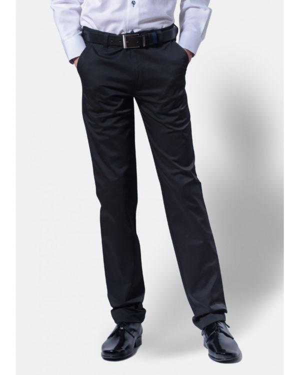 Eleganckie spodnie garniturowe dla chłopca