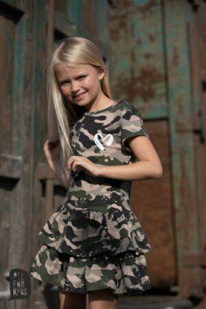 Sukienka moro dla dziewczynki